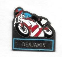 Pin' S  Sport  MOTO  BENJAMIN - Motos
