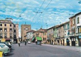 MESTRE- VENEZIA - PIAZZA FERRETTO - INSEGNA PUBBLICITARIA ITALA PILSEN BIRRA SUPERIORE - RECOARO - TABACCHERIA - 1965 - Venezia (Venice)