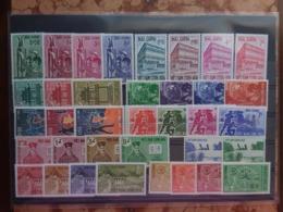VIETNAM - Lotticino Serie Complete Nuove ** + Spese Postali - Vietnam