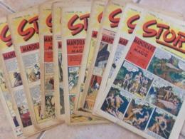 Lot 7 Story Magazine 1947  Bd 121 122 139 140 128 130 138 - Magazines Et Périodiques