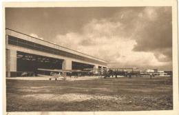 Port Aérien De BORDEAUX-MERIGNAC - Avions De Tourisme Devant Le Hangar N°2 - Aerodromes