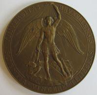 M05331  UNIVERSITE LIBRE DE BRUXELLES - 1909 - Eugène Dupréel  (102 G) - Professionnels / De Société