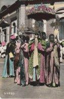 Ethiopia - 1950/60 - RPPC: Ethnic Cultures | Sacerdoti. * - Äthiopien