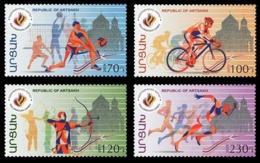 Armenia. (Artsakh) 2019 7th Pan-Armenian Games. - Cycling