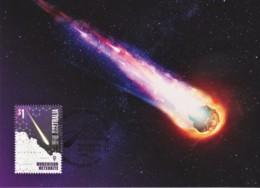 Australia 2019 Murchison Meteorite Maximum Card - Maximum Cards