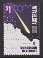 Australia 2019 Murchison Meteorite $1 MNH - 2010-... Elizabeth II
