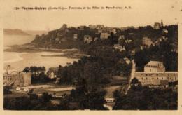 D 5454 - Perros - Guirec (22) Trestraou Et Les Villas  De Pors- Nevez - Perros-Guirec