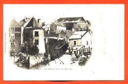 """CPA 88 Neufchateau """" La Vieille Tour Du Mouzon """" Carte Precurseur 1901 - Neufchateau"""