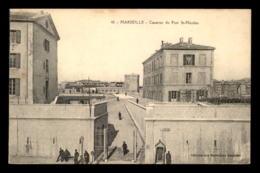 13 - MARSEILLE - CASERNE DU FORT ST-NICOLAS - Marseille