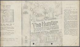 Nachlässe: 1933-1999 Ca., NAZIJÄGER-NACHLASS: Sehr Umfangreiches Archivmaterial Aus Dem Privatnachla - Vrac (min 1000 Timbres)