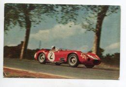 """AUTOMOBILE  Course 24 Heures Du Mans  Serie La MASSERATI 1957  CACHET """" 24 Heures Du Mans 1959 """"   D15 2019 - Le Mans"""