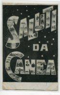 CRETE Carte RARE Saluti Da CANEA La Canée Multivues Et Portraits  Edit Tip Fratelli Vaj Sestri Levante   D15 2019 - Grecia