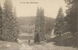 SCHWEIZ Le Lac Des CHAVONNES 1920 Ungebr. S/w AK. Ormont-Dessous Liegt Rund 9 Km Ostnordöstlich Von AIGLE - VD Vaud
