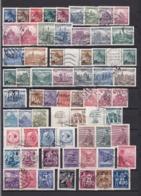Böhmen Und Mähren - 1939/44 - Sammlung - Gest. - Besetzungen 1938-45