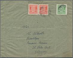 Deutsches Reich - 3. Reich: 1933-1945. Gut Gefüllte Schachtel Mit Einigen Hundert Briefen, Karten Ga - Deutschland