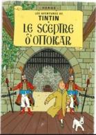 Les Aventures De Tintin : Le Sceptre D'Ottokar - Ansichtskarten