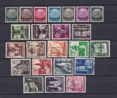 Generalgouvernement - 1939/40 - Sammlung - Gest. - Besetzungen 1938-45