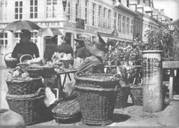 Tournai - Carte Photo Messiaen - Marché - Tournai