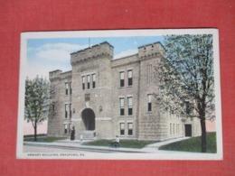 Armory  Bradford  Pennsylvania --------  Ref   3656 - United States