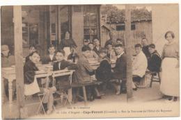 CAP FERRET - Terrasse De L'Hôtel De Bayonne - Sin Clasificación