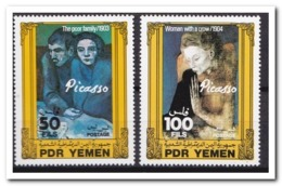 Yemen 1983, Postfris MNH, Pablo Picasso, Birds - Yemen