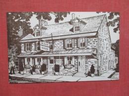 Old Temperance House Newton Bucks County Pennsylvania > -  Ref   3656 - United States