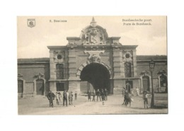 Berchem   Borsbeecksche Poort - Porte De Borsbeeck. - Antwerpen