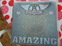 Aerosmith- Amazing + (limited Coloured Vinyl Purple) - 45 Rpm - Maxi-Single
