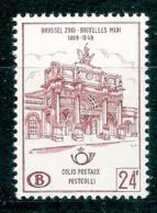 BELGIE/BELGIQUE  1962 * Nr TR 367 * Postfris Xx - Bahnwesen