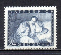 Austria 1935 Morher Mint Mh Tu - 1918-1945 1ra República