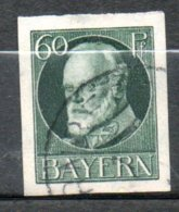 BAVIERE Louis III 1914-20 N°102b - Bayern