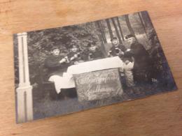 SOMMERFRISCHE - ZEITHAIN - 1911 - O. FOERSTER - RIESA - FERNSPRECHER 204 - Krieg, Militär