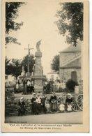 Querrien - Calvaire Et Monument Aux Morts - Other Municipalities