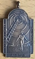 NL.- Medaille Van De N.C.W.B. De GOED ZO MARS. In AMSTERDAM. - Organizations