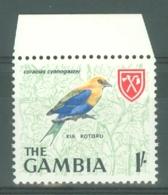 Gambia: 1968   Birds   SG240     1/-         MNH - Gambia (1965-...)