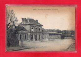 92-CPA SCEAUX - ROBINSON - LA GARE - Sceaux