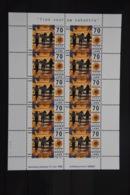 D(A) 087 ++ NEDERLAND NETHERLANDS SHEET 1996 MNH POSTFRIS ** NEUF - Unused Stamps