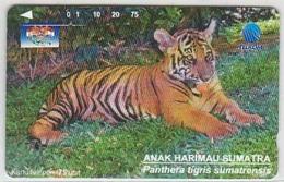 Indonesien - IND 332 Wildlife - Tiger - 75 UNITS - Indonesië