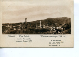 Roburent (1940) Torre Feudale - Cuneo