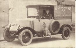RARE ... , Ed FILLON Dépositaire PARTHENAY , Nougat De Montélimar , CPA De 1931 Signée Par Mr FILLON - Parthenay