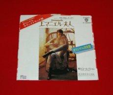 Pierre Bachelet 45t Vinyle Emmanuelle BO Du Film Japon - Musica Di Film