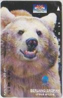 Indonesien - IND 346 Wildlife - Bear - 250 UNITS - Indonesië