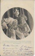 Cpa RUSSIE-  Grand Duc Alexandre Michailovitch Et Le Grande Duchesse Kénie Alekandrona - Case Reali
