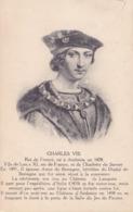 CPA - CHARLES VIII - Roi De France - Histoire