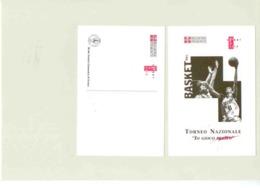 Sport Basket, Io Gioco Pulito (propaganda Anti Doping), Ediz. Regione Piemonte (1copia B Fronte/retro)(4) - Pallacanestro
