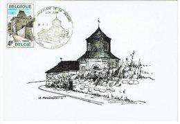 """GEMBLOUX - La Chapelle Dieu Avec T.P. GEMBLOUX Et Obl. Du 30-9-78 """"Anniversaire De La Victoire De Don Juan"""" - Gembloux"""