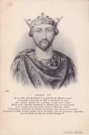 CPA - HENRI 1er - ND 234 - Histoire