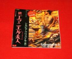 Emmanuelle II 45t Vinyle L'Anti Vierge BO Du Film Japon - Filmmusik