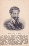 CPA - HENRI 1er - Duc De Guise - Histoire