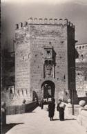 CPA TOLEDO- TOWER ON ALCANTARA BRIDGE - Toledo